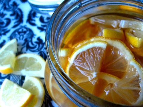 чай от лимон и мед