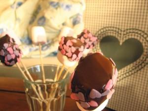 маршмелоус с шоколад