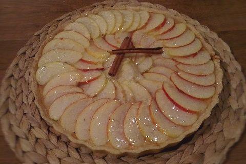 ябълков тарт