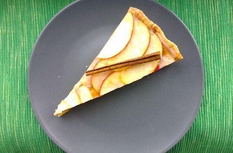 парченце ябълков тарт