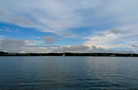 sweden sea