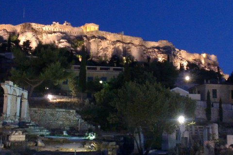 Атина - Акропол